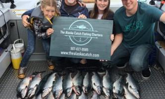 The alaska catch 14