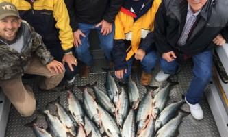 The alaska catch 15