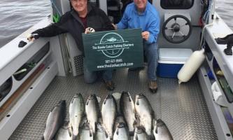 The alaska catch 9