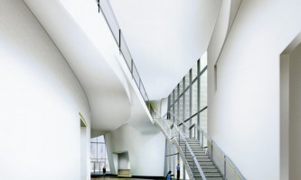 UAF Museum of the North uamn expansion interior rendering2019
