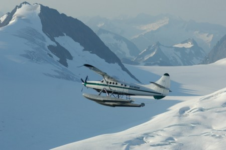 Wings Airways & Taku Glacier Lodge
