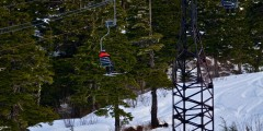 Mt. Eyak Ski Area & Trail