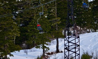 Wendy Ranney Eyak Ski Area
