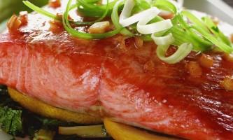 Steve Zernia wild sockeye salmon fillet alaska captain jacks seafood locker