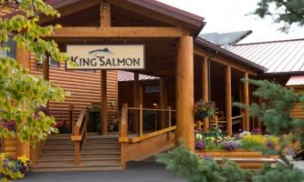 Denali Princess Lodge Denali Princess Wilderness Lodge King Salmon Exterior2019