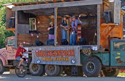 Chickenstock Music Festival