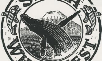 Sitka whalefest alaska SWF Logo Transparent whale fest