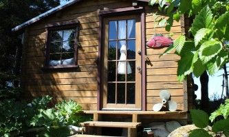 Between beaches cabin rentalsnice pic of front pc