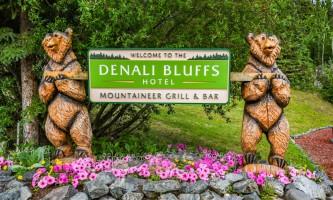 Shalley Villamarin Mountaineer Sign alaska denali bluffs