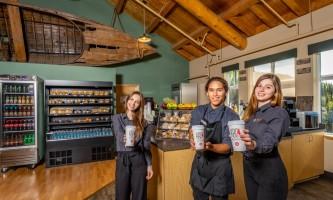 Shalley Villamarin Peaks Espresso group alaska grande denali