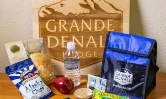 Shalley Villamarin Grande Denali Bag Lunch alaska grande denali
