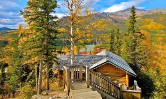 Alaska grande denali Grande cabin 1 2019