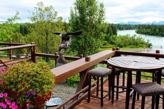Adventure Lodge alaska great alaska adventure lodge kenai