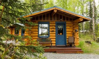 Hatcher pass cabins Sdough exterior 2 1 Josh Hejl hatcher pass cabins