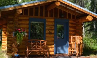 Hatcher pass cabins Sourdough Cabin Big hatcher pass cabins