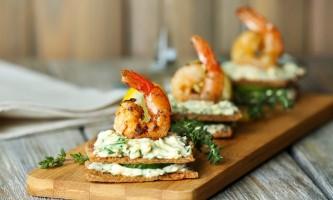 2019 Shrimp appetizer2019