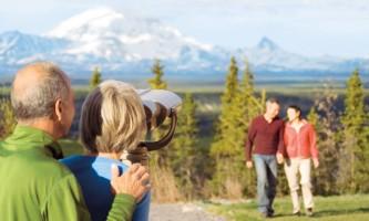 CPL Lookout alaska copper river princess wilderness lodge