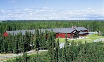 CPL Overhead exterior alaska copper river princess wilderness lodge