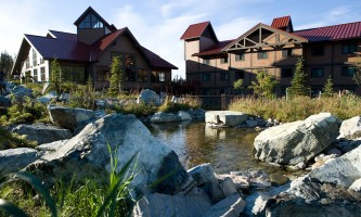 DPL Upper buildings alaska denali princess wilderness lodge