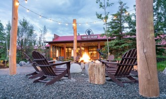2019 HAP DPL Fire pits 50 small alaska denali princess wilderness lodge