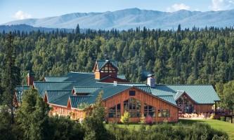 Mc Kinley Princess Lodge Exterior alaska denali princess wilderness lodge