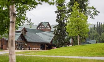 Exterior Mt Mc Kinley Princess mpl 16 alaska denali princess wilderness lodge