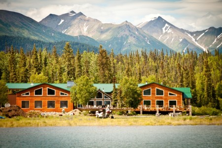 Alaska's Stonewood Lodge: Remote Lake Clark Luxury