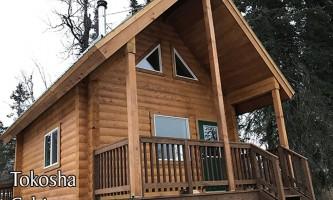 Alaska tokosha cabin public use cabins DNR Public use cabins