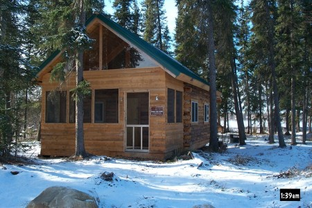 Birch Lake Cabin