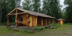 Chena River Cabin