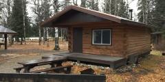 Delta Cabin