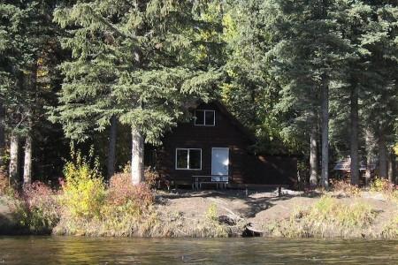Hunt Memorial Cabin