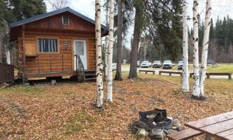 Alaska salcha2 salcha river cabin