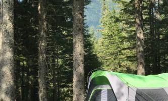 Glacier nalu campground resort Tent