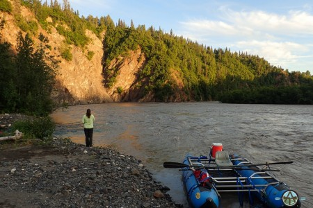 Chulitna River
