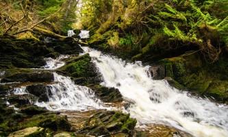 Lunch falls ketchikan 2 Lunch Creek Falls 2 lunch falls trail