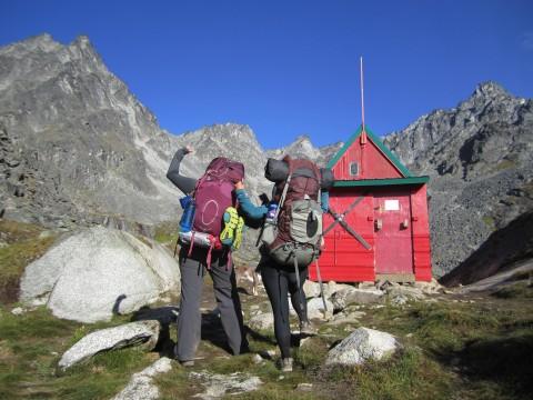 Gold Mint Trail backpacks Jessica Clark