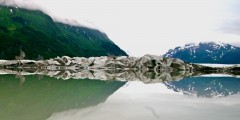 Sheridan Glacier Lake Trail