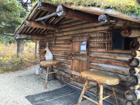 Dick Proenneke's Cabin