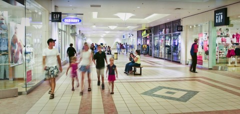 Find a variety of dining choices, movie theaters with recliners, a bowling alley, and an ice rink!