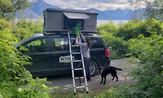 2021 Get Lost Vans Pet Friendly