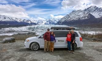 2021 Get Lost Vans Tullius Family Mat Glacier