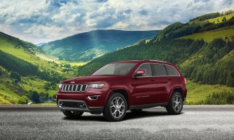 2019 Jeep Grand Cherokee Images 012019