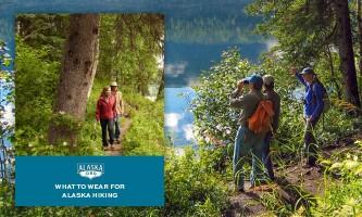 Trip resources wear hiking