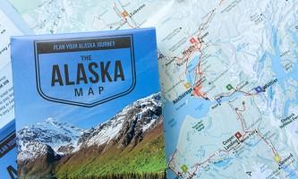 The-alaska-map