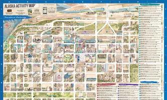 Trip resource activity map