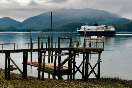 Ferry Arrival Cordova Wendy Ranney alaska cordova trip ideas