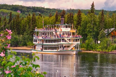 Fairbanks trip ideas Fairbanks michael rogers chena Riverboat Michael Rogers