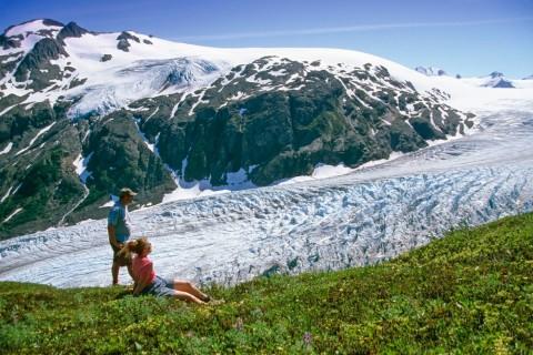 Exit Glacier Harding Icefield Trail