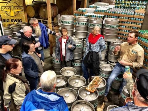 Discover Alaska through local craft brews